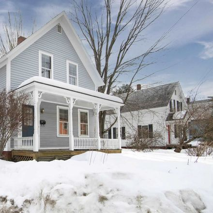 Rent this 3 bed house on 94 Washington Street in Brattleboro, VT 05301
