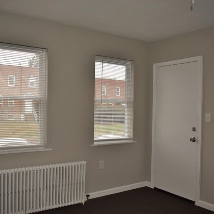 Rent this 1 bed townhouse on 2956 Yorkway in Dundalk, MD 21222