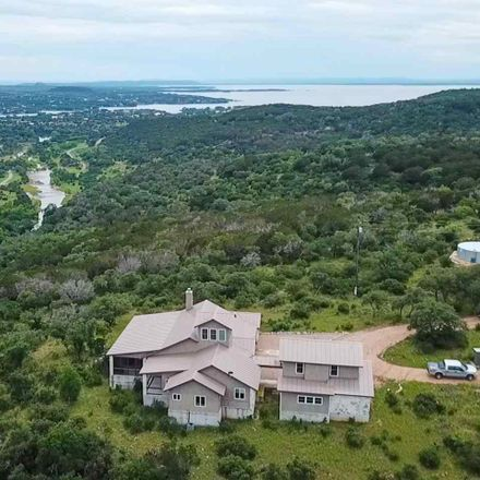Rent this 3 bed apartment on 110 Morgan Cove in Burnet County, TX 78611