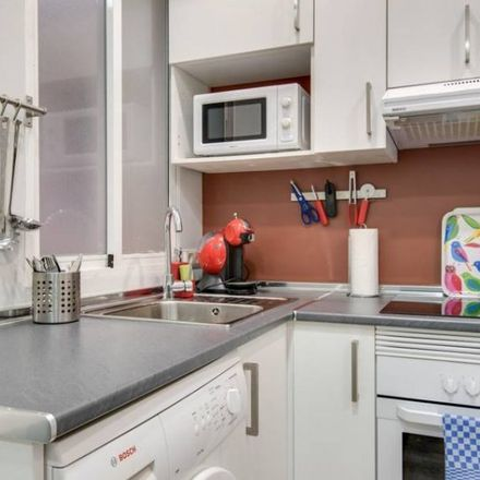 Rent this 1 bed apartment on Calle del Ferrocarril in 25, 28045 Madrid