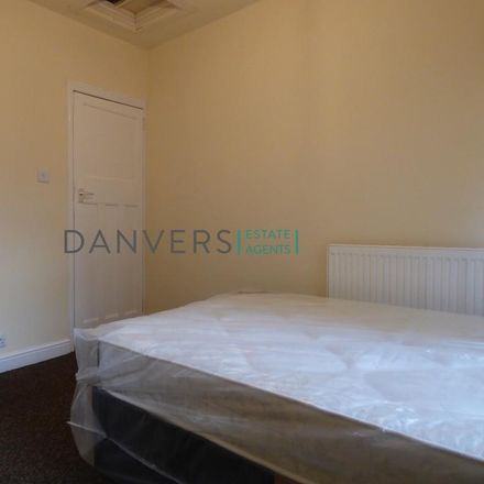 Rent this 5 bed house on Harrow Stores in Harrow Road, Leicester LE3 0JW