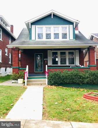 Rent this 3 bed house on 423 Louisiana Avenue in Cumberland, MD 21502