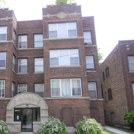 Rent this 3 bed townhouse on 7133-7135 South East End Avenue in Chicago, IL 60649