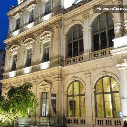 Rent this 2 bed apartment on 1 Place de la Bourse in 69002 Lyon, France