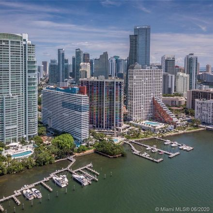 Rent this 2 bed condo on Santa Maria in 1643 Brickell Avenue, Miami