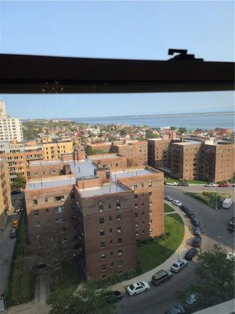 Rent this 1 bed condo on Seacoast Ter in Brooklyn, NY