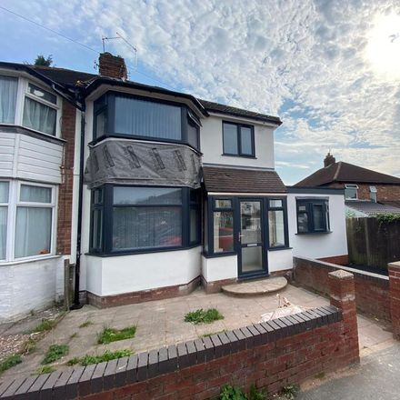 Rent this 5 bed house on Howard Road in Sandwell B43, United Kingdom