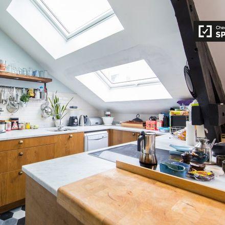 Rent this 1 bed apartment on Kam Yuen in Rue de la Vierge Noire - Zwarte Lievevrouwstraat, 1000 Ville de Bruxelles - Stad Brussel