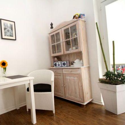 Rent this 1 bed apartment on Hüttenstraße 127 in 40227 Dusseldorf, Germany