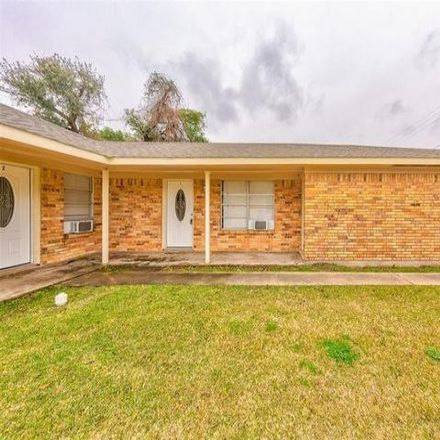 Rent this 2 bed apartment on 5847 Mentor Drive in Texas City, TX 77591