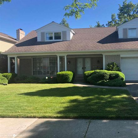Rent this 5 bed house on Perrien Pl in Grosse Pointe, MI