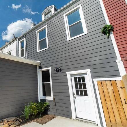 Rent this 4 bed house on Manhattan St in Pittsburgh, PA