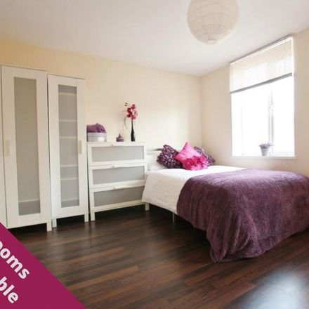 Rent this 1 bed room on Maine Road in Manchester M14 4AY, United Kingdom