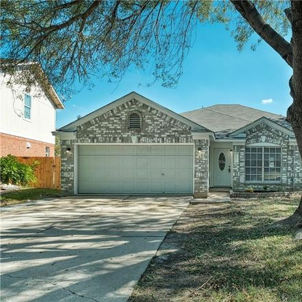 Rent this 3 bed house on 3631 Walleye Cove in Round Rock, TX 78665