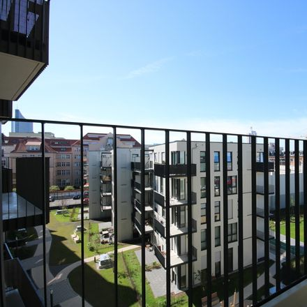 Rent this 4 bed apartment on Dresdner Straße 9a in 04103 Leipzig, Germany