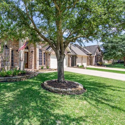 Rent this 3 bed house on 11506 Staffordale Court in Towne Lake, TX 77433
