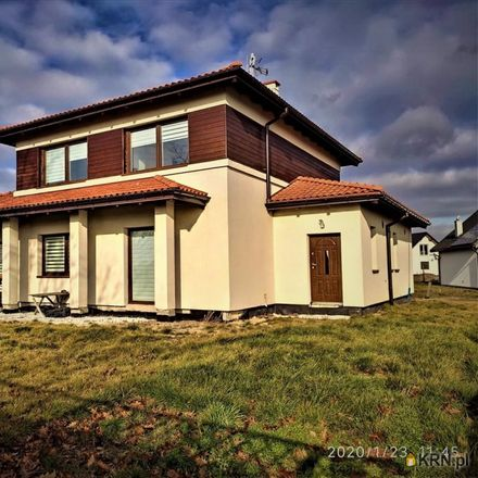 Rent this 7 bed house on Kolejowa 19 in 55-002 Dobrzykowice, Poland