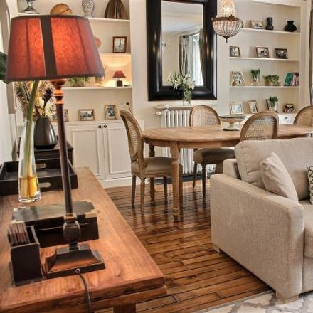 Rent this 2 bed apartment on 15 Rue de Monttessuy in 75007 Paris, France
