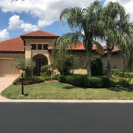 Rent this 3 bed house on 12526 Grandezza Cir in Estero, FL