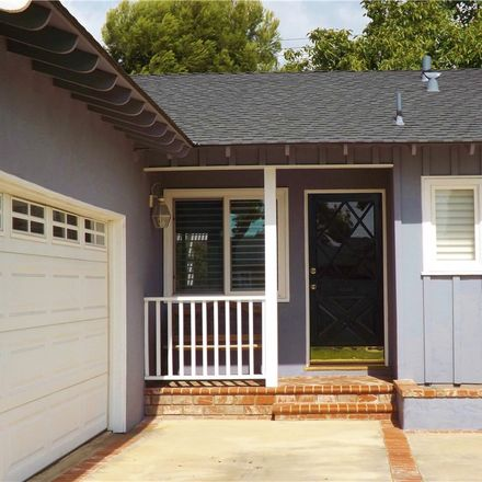 Rent this 3 bed house on East Lomita Avenue in Orange, CA 92867