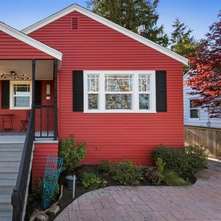Rent this 2 bed townhouse on 8045 24th Avenue Northwest in Seattle, WA 98117