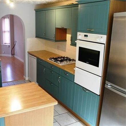 Rent this 3 bed house on St Ives Crescent in Far Bletchley MK4 3DQ, United Kingdom