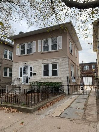 Rent this 3 bed apartment on Virginia Ave in Jersey City, NJ