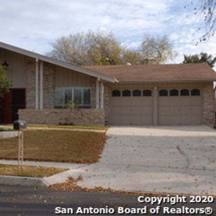 Rent this 3 bed house on Rollingfield Dr in San Antonio, TX