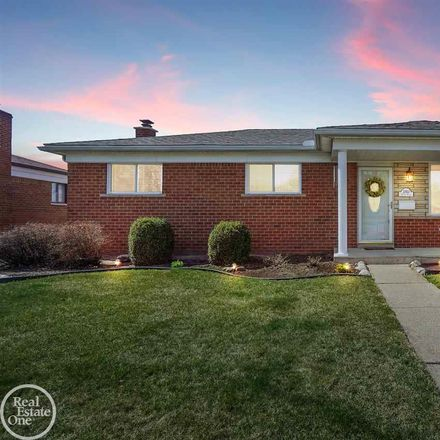 Rent this 3 bed house on Dover Ave in Troy, MI