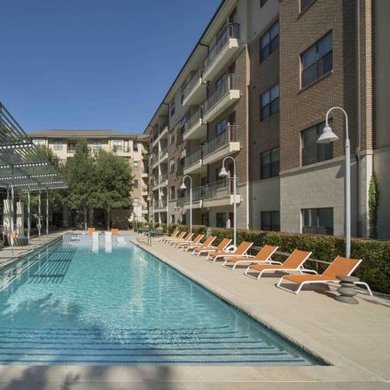 Rent this 1 bed apartment on 3813 Ponte Avenue in Addison, TX 75001