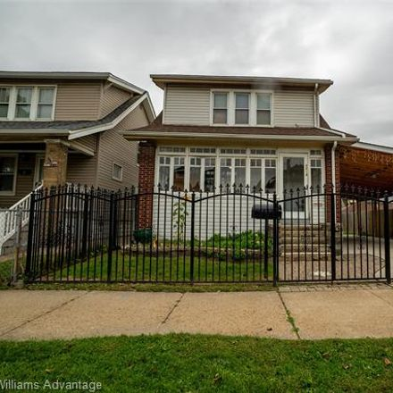 Rent this 4 bed house on 8814 Lane Street in Detroit, MI 48209
