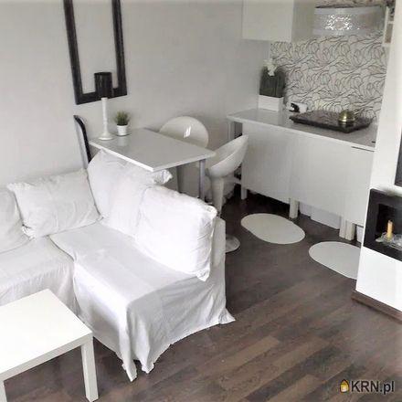 Rent this 1 bed apartment on Śródziemnomorska 19 in 02-758 Warsaw, Poland