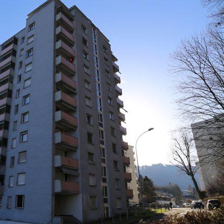 Rent this 3 bed apartment on Fluhmühlerain 9 in 6015 Lucerne, Switzerland