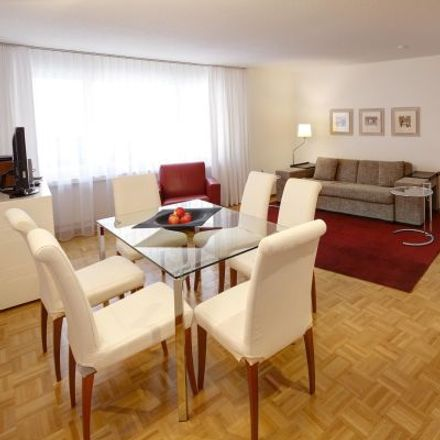 Rent this 4 bed apartment on Mainaustrasse 43 in 8008 Zurich, Switzerland