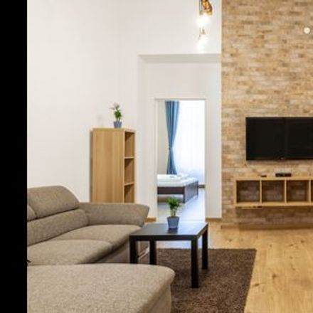 Rent this 2 bed apartment on Budapest in Belső-Ferencváros, HU