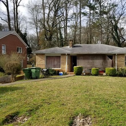 Rent this 3 bed house on Chicamauga Ave SW in Atlanta, GA