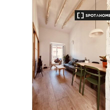 Rent this 1 bed apartment on Calle del Mesón de Paredes in 81, 28012 Madrid