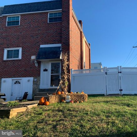Rent this 3 bed townhouse on 3599 Nottingham Lane in Philadelphia, PA 19114