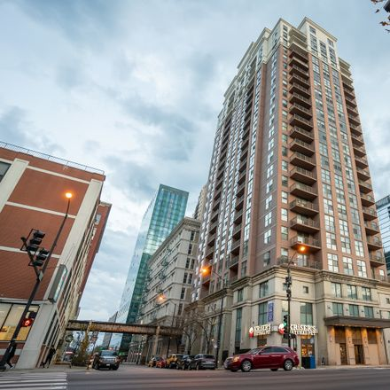 Rent this 2 bed condo on State Place in 1101 South State Street, Chicago