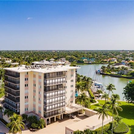 Rent this 2 bed condo on Gulf Shore Boulevard North in Naples, FL 34102