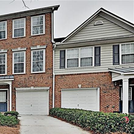 Rent this 2 bed townhouse on 2232 Dillard Crossing in Tucker, GA 30084