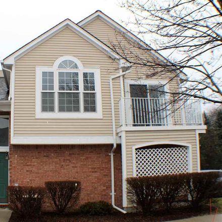 Rent this 2 bed condo on 56452 Chesapeake Trl in Utica, MI