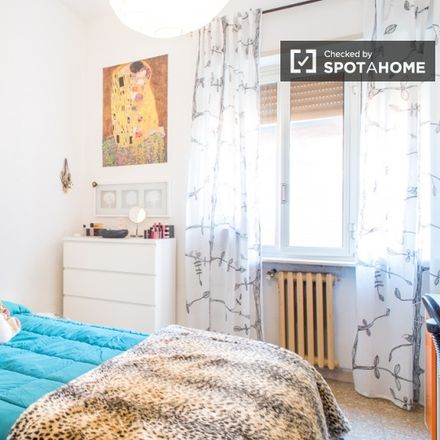 Rent this 6 bed room on Via del Casale Giuliani in 00141 Rome RM, Italy