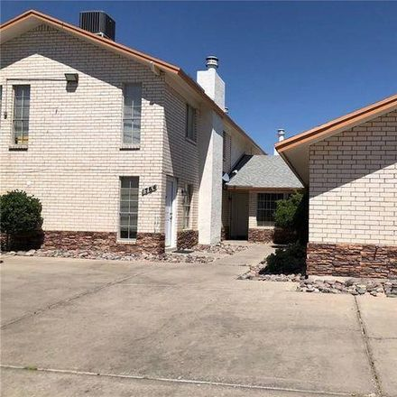 Rent this 2 bed apartment on 1764 Pico Alto Drive in El Paso, TX 79935