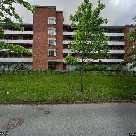 Rent this 1 bed apartment on Bäckgårdsvägen in Stockholm, Sweden