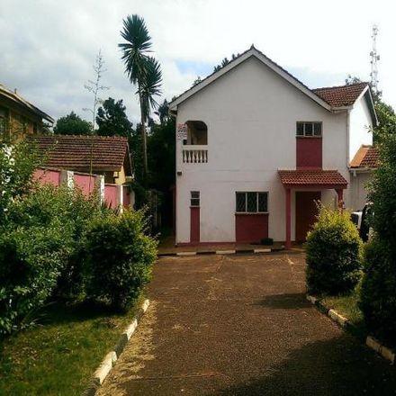 Rent this 4 bed house on Nairobi in P.O. BOX 30709, Kenya