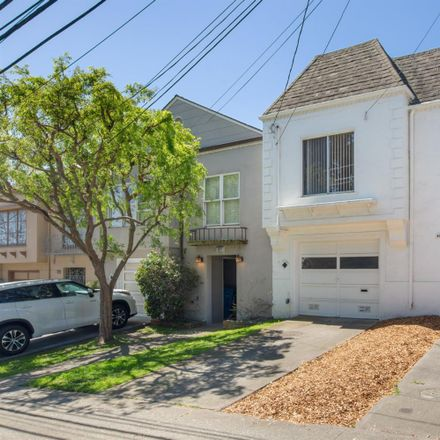Rent this 2 bed house on 28th Avenue in San Francisco, CA 94116
