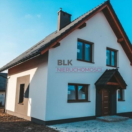 Rent this 4 bed house on Lipowa 11 in 32-082 Więckowice, Poland