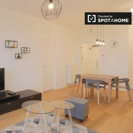 Rent this 1 bed apartment on Representation of the Tyrol-South Tyrol-Trentino Euroregion in Rue De Pascale - De Pascalestraat 45-47, 1000 Ville de Bruxelles - Stad Brussel