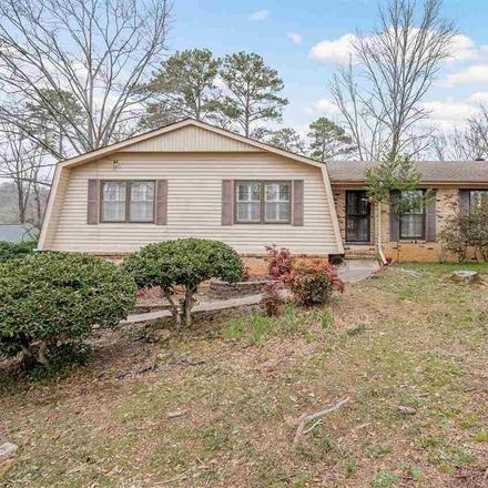 Rent this 3 bed house on 1736 Patton Chapel Road in Hoover, AL 35226